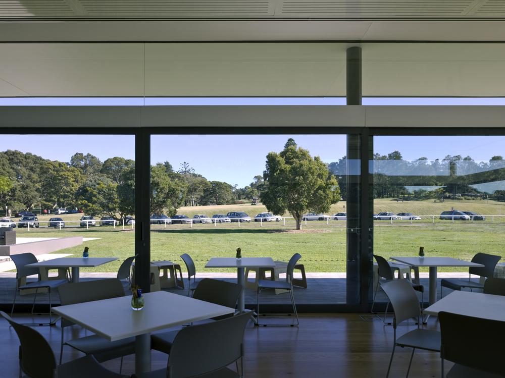 Centennial Park Restaurant Sydney MSJ Architects